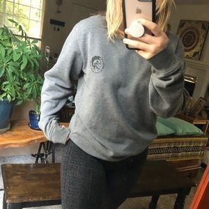 Grey Crewneck Sweater